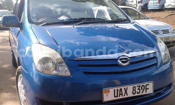 Buy Toyota Spacio Blue Car in Arua in Uganda