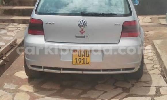 Buy Volkswagen Golf Silver Car in Arua in Uganda