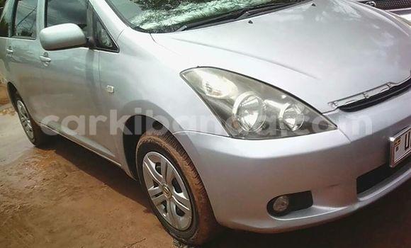 Buy Toyota Wish Silver Car in Arua in Uganda