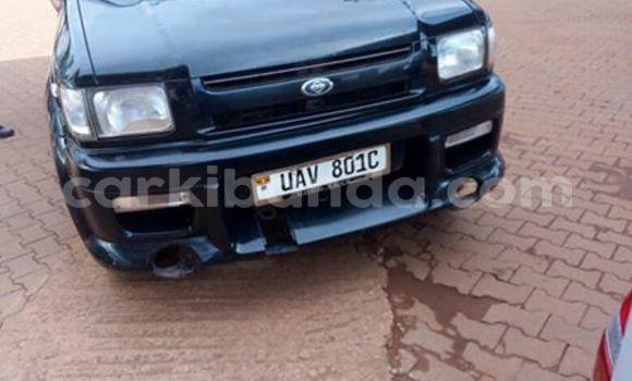 Buy Nissan Terrano Black Car in Arua in Uganda