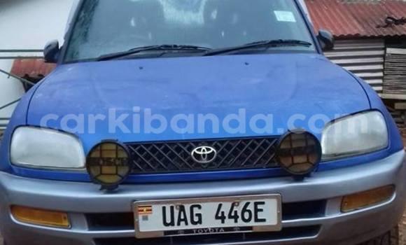 Buy Toyota RAV4 Blue Car in Arua in Uganda