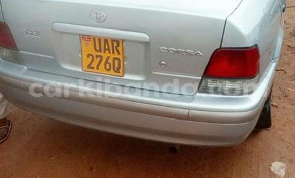 Buy Toyota Corsa Silver Car in Arua in Uganda