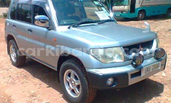 Buy Mitsubishi Pajero Silver Car in Arua in Uganda