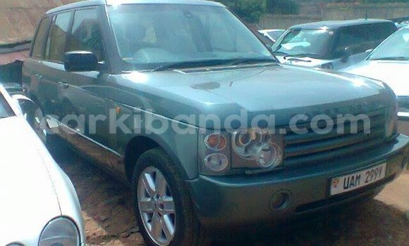 Buy Land Rover Range Rover Vogue Green Car in Kampala in Uganda