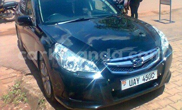 Buy Subaru Legacy Black Car in Arua in Uganda