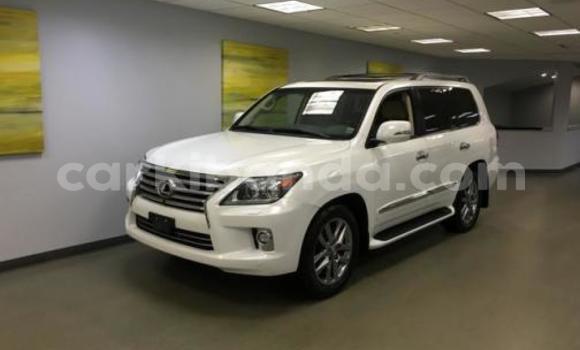 Buy Lexus LX White Car in Mbale in Uganda