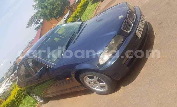 Buy BMW 3-Series Blue Car in Arua in Uganda