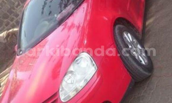 Buy Volkswagen Golf Red Car in Kampala in Uganda