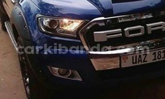 Buy Ford Ranger Blue Car in Kampala in Uganda