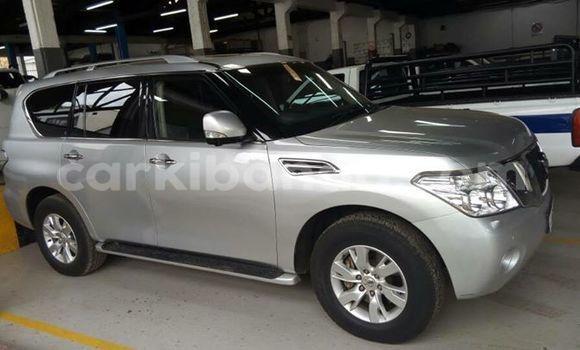Buy Nissan Patrol Silver Car in Kampala in Uganda