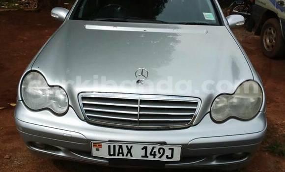 Buy Mercedes Benz C-Class Silver Car in Kampala in Uganda