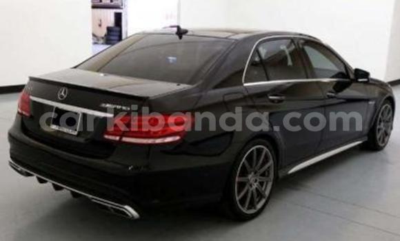 Buy Mercedes Benz E-Class Black Car in Mbarara in Uganda