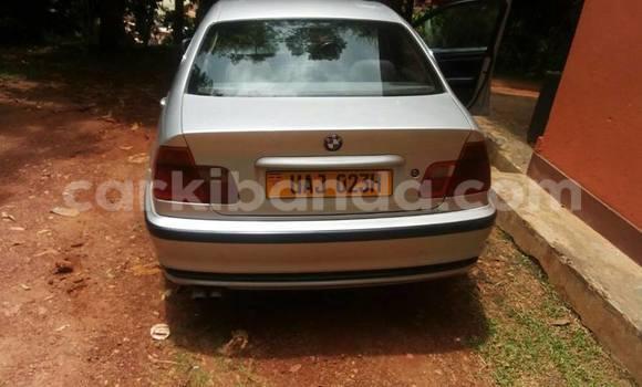 Buy BMW 3-Series Silver Car in Kampala in Uganda