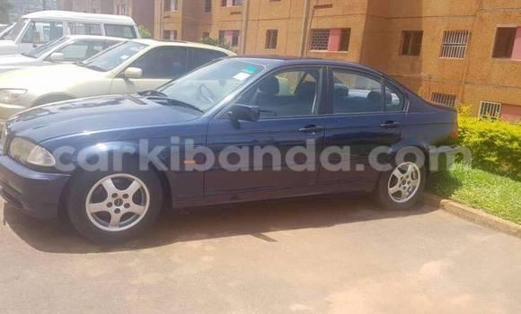Buy BMW 3-Series Blue Car in Kampala in Uganda