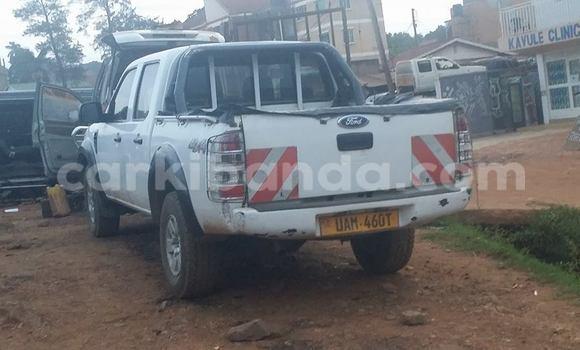 Buy Ford Ranger White Car in Kampala in Uganda