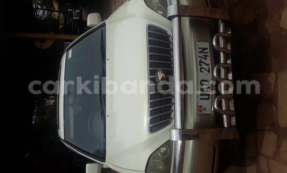 Buy Toyota Harrier Silver Car in Arua in Uganda