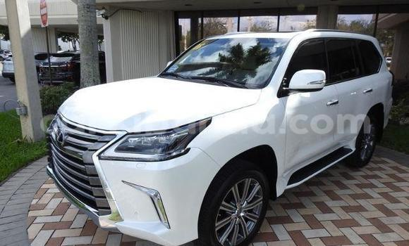 Buy Lexus LX White Car in Gulu in Uganda