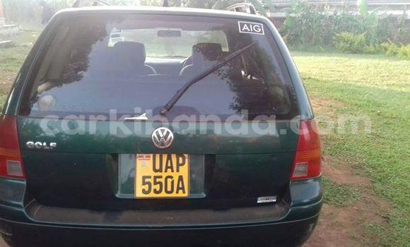 Buy Volkswagen Golf Green Car in Kampala in Uganda