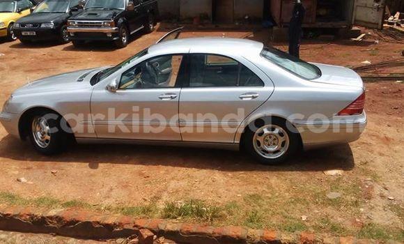 Buy Mercedes Benz S-Class Silver Car in Kampala in Uganda
