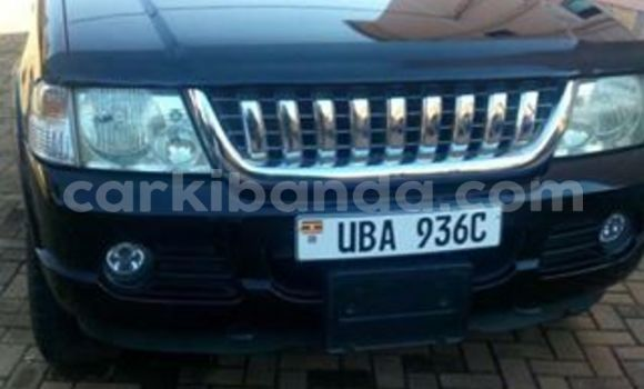 Buy Ford Explorer Black Car in Kampala in Uganda