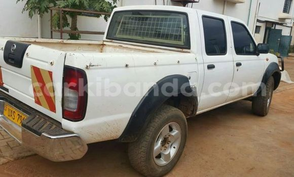 Buy Nissan Hardbody White Car in Kampala in Uganda