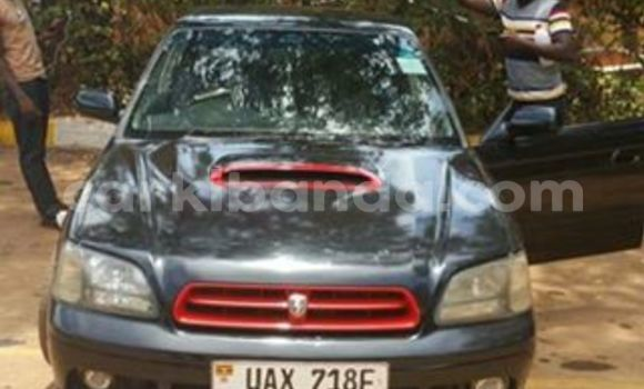 Buy Subaru Legacy Black Car in Kampala in Uganda