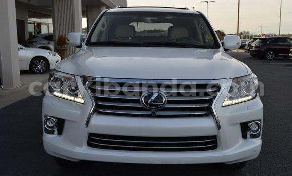 Buy Lexus LX White Car in Mityana in Uganda