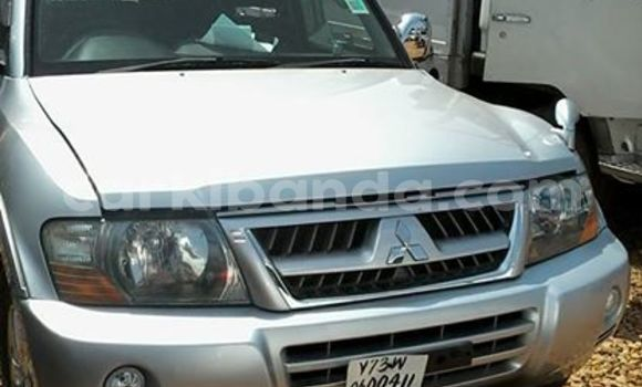 Buy Mitsubishi Pajero Silver Car in Busia in Uganda