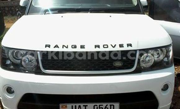 Buy Land Rover Range Rover White Car in Busia in Uganda