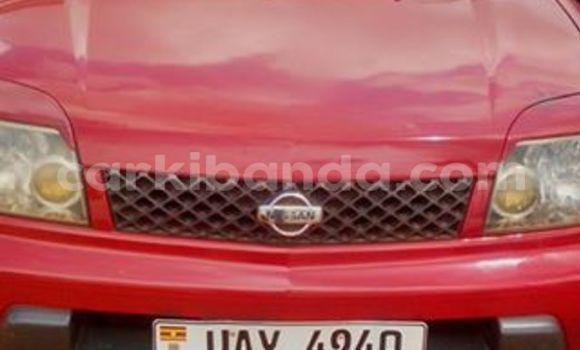 Buy Nissan X-Trail Red Car in Busia in Uganda