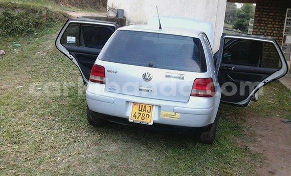 Buy Volkswagen Golf Silver Car in Busia in Uganda