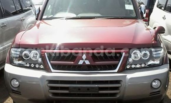 Buy Mitsubishi Pajero Red Car in Busia in Uganda