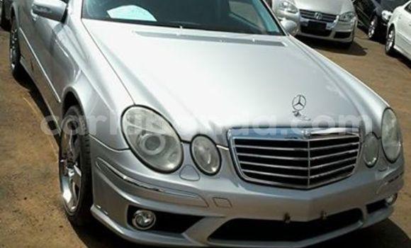 Buy Mercedes Benz E-Class Silver Car in Busia in Uganda