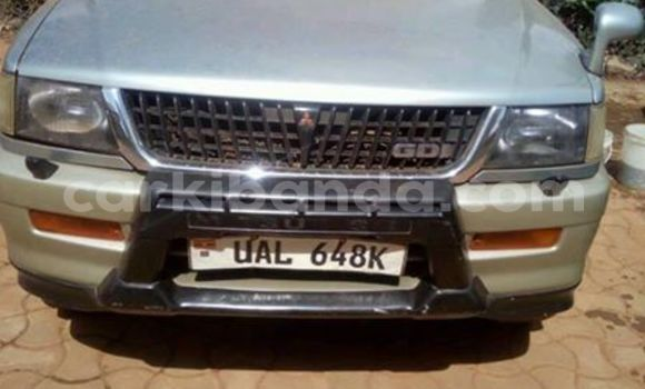 Buy Mitsubishi Challenger Silver Car in Busia in Uganda