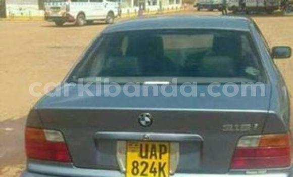 Buy BMW 3-Series Silver Car in Busia in Uganda