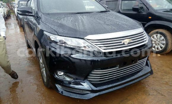 Buy Toyota Harrier Black Car in Kampala in Uganda