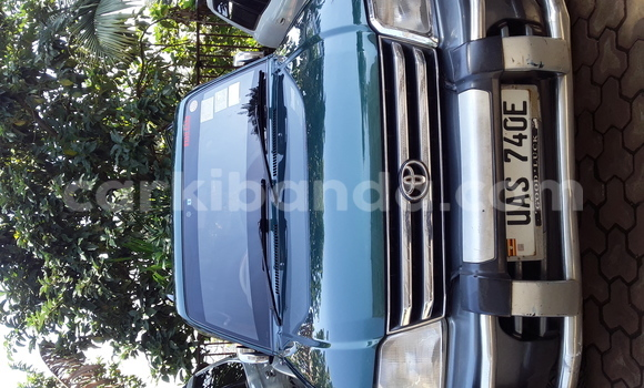 Buy Toyota Land Cruiser Prado Green Car in Kampala in Uganda