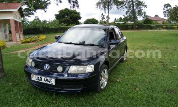 Buy Volkswagen Passat Blue Car in Busia in Uganda