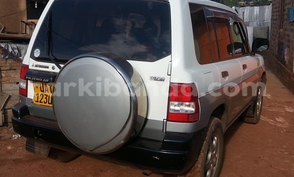 Buy Mitsubishi Pajero White Car in Busia in Uganda