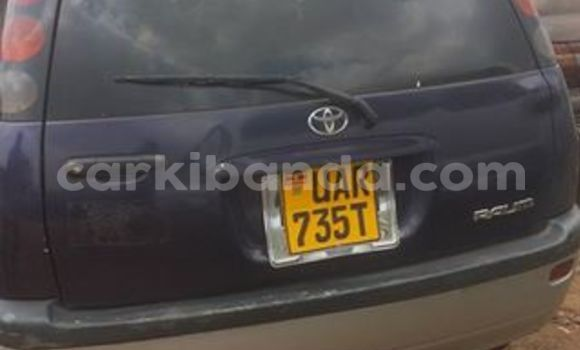 Buy Toyota 4Runner Blue Car in Kampala in Uganda