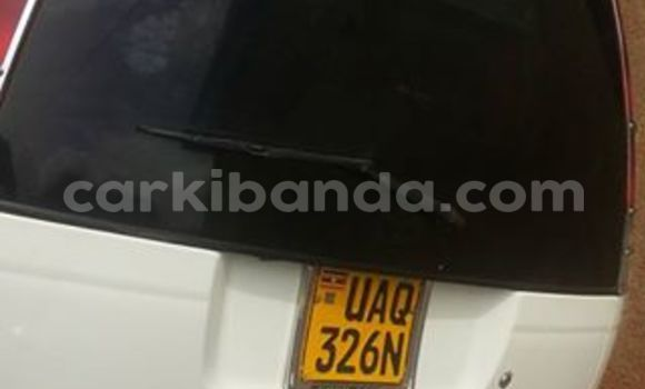 Buy Toyota 4Runner White Car in Kampala in Uganda