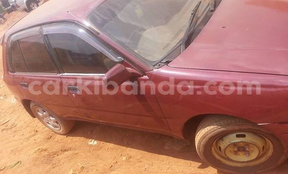 Buy Toyota Starlet Red Car in Kampala in Uganda