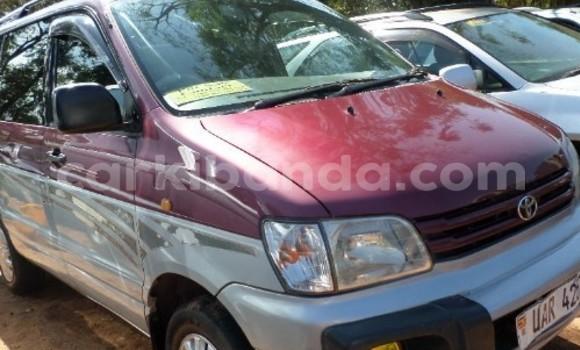 Buy Toyota Noah Silver Car in Arua in Uganda