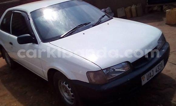 Buy Toyota Starlet White Car in Busia in Uganda