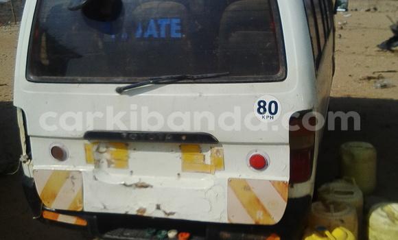 Buy Toyota 4Runner White Car in Mbale in Uganda