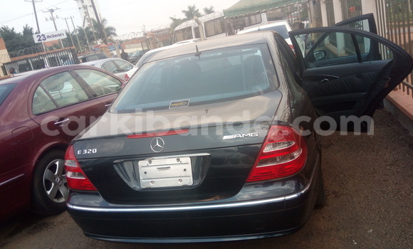 Buy Mercedes Benz E-Class Blue Car in Kampala in Uganda
