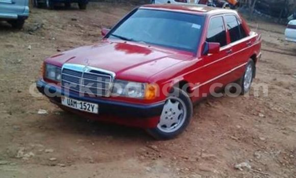 Buy Mercedes Benz 190 Red Car in Busia in Uganda