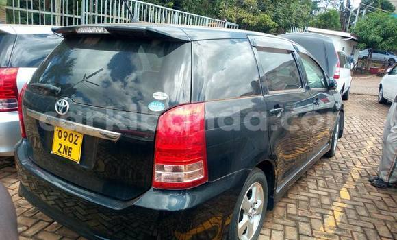 Buy Toyota Wish Black Car in Busia in Uganda