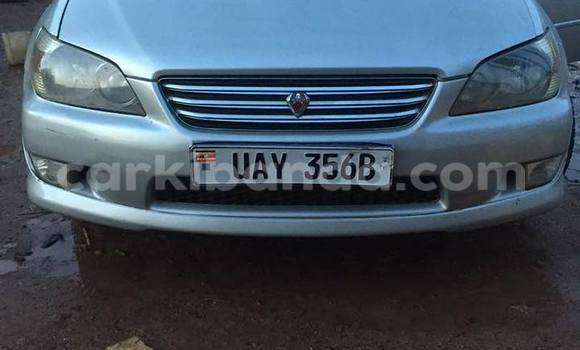 Buy Toyota Altezza Silver Car in Busia in Uganda