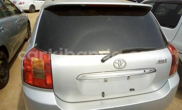 Buy Toyota Allex Silver Car in Busia in Uganda
